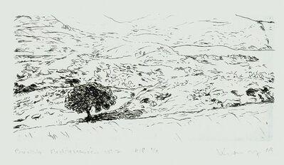 Peter Krausz, 'Breviare Mediterraneen No. 7', 1999