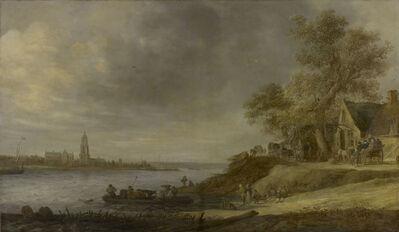 Jan van Goyen, 'View of Rhenen', 1641