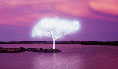 Lee Jeonglok, 'Tree of Life 5-4-7', 2013