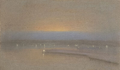 Johann Berthelsen, 'Sunset River', Unknown date