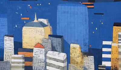 Paul Balmer, 'Deep Blue Morning', 2017