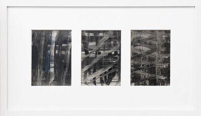 Gerhard Richter, 'Le Desir Tragique II -Triptychon', 1993