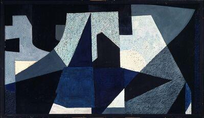 Günter Fruhtrunk, 'Untitled', 1952-1954