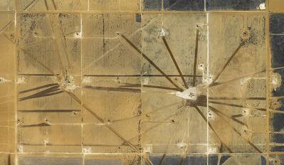 Mishka Henner, 'Levelland Oil Field #1, Hockley County, Texas', 2013