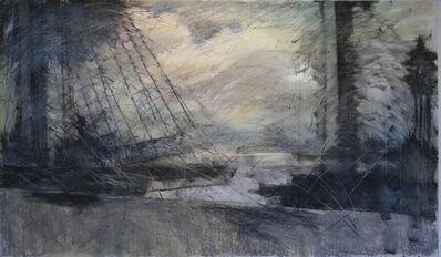 Jane Everett, 'RACE THE ROARING FRASER IIa', 2014