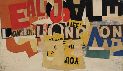 Graham Sutherland Study For La Petite Afrique 1953 Artsy