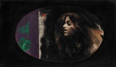 Omar Galliani, 'Untitled', 1975