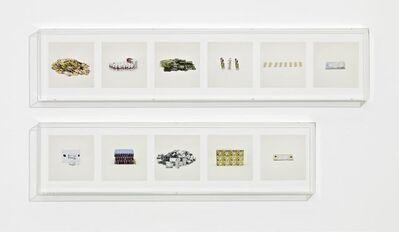 Taryn Simon, ''Diet Pills (Counterfeit/Prohibited)'', 2010