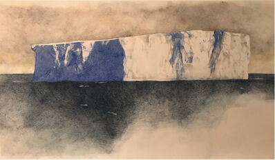 Laura Broaddus Hexner, 'Tabular Iceberg', 2016