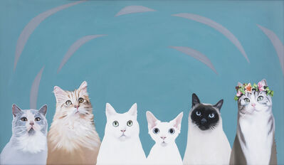 Oh Younghwa, 'Good friends ', 2018