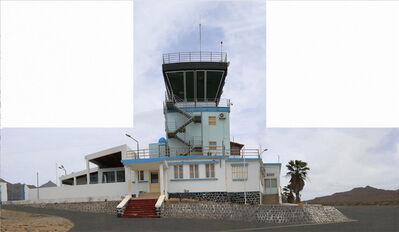 Mónica de Miranda, 'Control tower (Air-line Series)', 2016