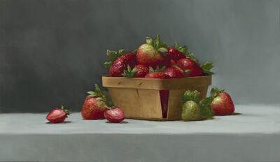 Sarah Lamb, 'Strawberries', 2017