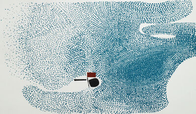 Victor Pasmore, 'Points of Contact No.2', 1964