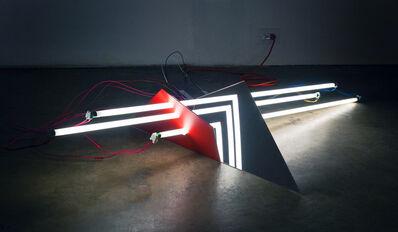 Brookhart Jonquil, 'Concentric Pentagons', 2012