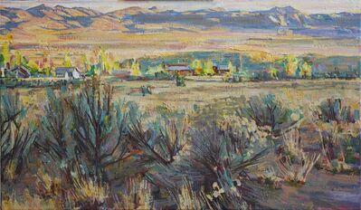 Ron Arthaud, 'Tuscarora Mountains'