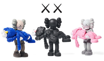 KAWS, 'Gone (Set of three)', 2019