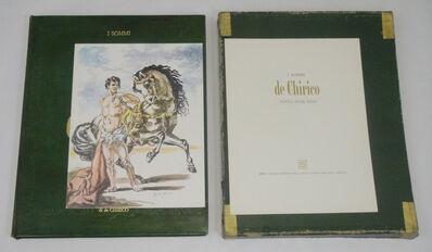 Giorgio de Chirico, 'De Chirico', 1965