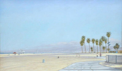 Willard Dixon, 'Venice Beach Morning ', 2020
