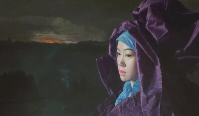 Zeng Chuanxing, 'Purple Bride', 2019
