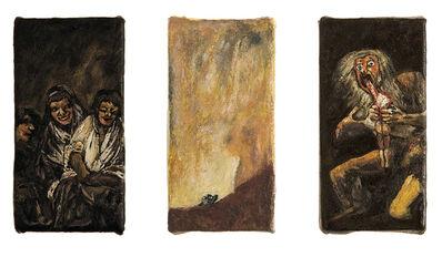 Chambliss Giobbi, 'Dream Trio (Joker, Goliath, Great Expectations)', 2020