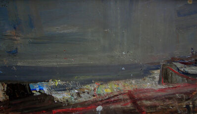 Joan Eardley, 'Landscape, Catterline'