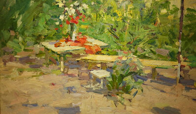 Fedor Zakharov, 'In the Garden', 1960