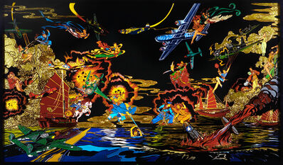 Jacky Tsai, 'Culture Clash', 2015