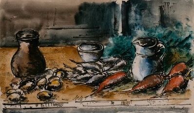 Maurice de Vlaminck, 'La Table Chargee'