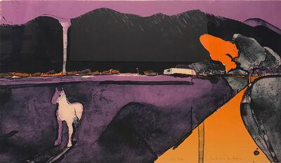 Fritz Scholder, 'Taos Horse No.12'