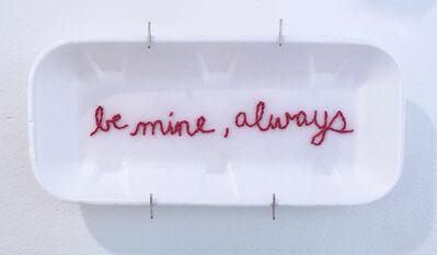 Katelyn Halpern, '500 Years to Forever:  Be Mine, Always', 2020
