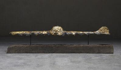 Riera i Aragó, 'Golden Horizontal Submarine', 2018