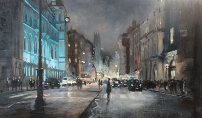 Michael Alford, 'Law Courts, London', 2020