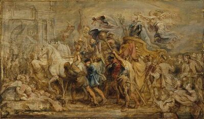 Peter Paul Rubens, 'The Triumph of Henri IV', 1630