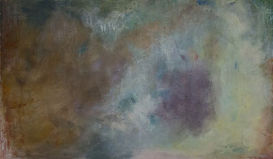 Stephanie Visser, 'Between Heaven and Earth: Untitled #7 acrylic graphite oil pastel on canvas', 2019