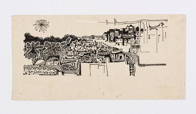 Ibrahim El-Salahi, 'Untitled', 1959-1960