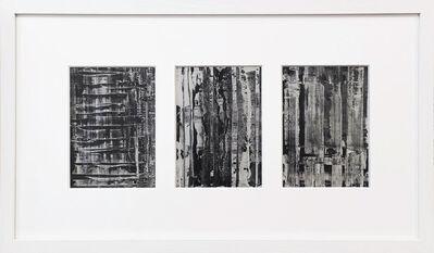 Gerhard Richter, 'Le Desir Tragique I -Triptychon ', 1993