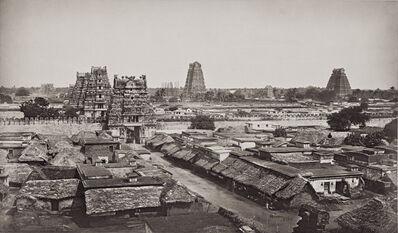 Samuel Bourne, 'Sri Ranganathaswamy ', 1875-1876