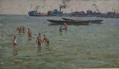 Mikhail Iiovich Batov, 'Surroundings of Low Astrakan', 1940