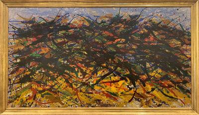 Max Uhlig, 'Mecklenburgische Landschaft', 1976-1981