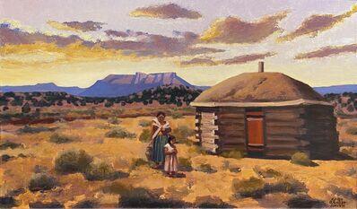 "Gary Ernest Smith, '""Desert Dwellers""', 2020"