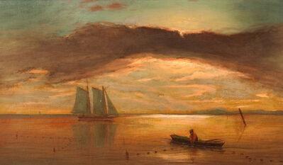 Edward Rawstorne, 'View Down on the Bay'