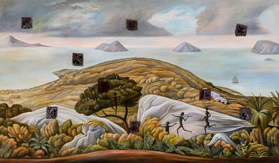 Christopher Pease, ' Hunting Party 2', 2018