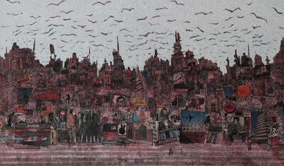 Zena Assi, 'My City in Pink', 2019-2020