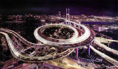 Tommaso Ottieri, '(KFS) Nanpu Bridge Shanghai', 2019