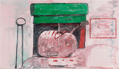 Philip Guston, 'Smoking II', 1973