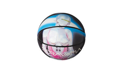 Hajime Sorayama, 'BASKETBALL 2G MEDICOM TOY', 2020