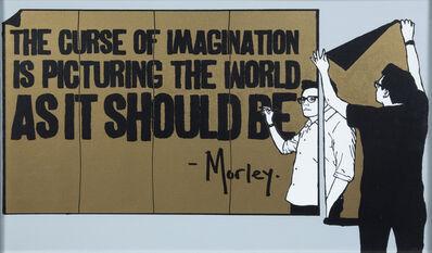 Morley, 'The Curse', 2014