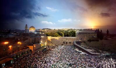 Stephen Wilkes, 'Western Wall, Jerusalem Israel', 2012