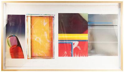 James Rosenquist, 'Horse Blinders (South)', 1972