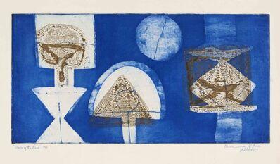 Munira Al Kazi, 'Vision of the East', 1962